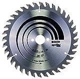 Bosch Professional Kreissägeblatt (für Holz, AußenØ: 160 mm, Bohrung: 20 mm, Zubehör für Kreissäge)