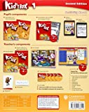 Image de Kid's Box for Spanish Speakers Level 1 Activity Book with CD-ROM and Language Portfolio Second Edition