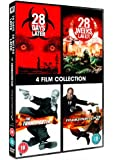 28 Days Later / 28 Weeks Later / The Transporter / The Transporter 2 [DVD] [2002]