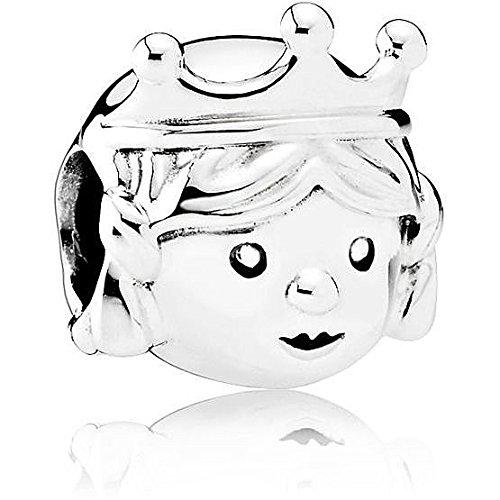 Pandora - preziosa principessa charm pandora argento 925/1000 791 960