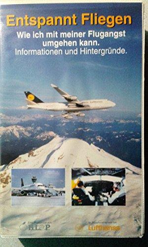 ENTSPANNT FLIEGEN - Wie ich mit meiner Flugangst umgehen kann. Informationen und Hintergründe.