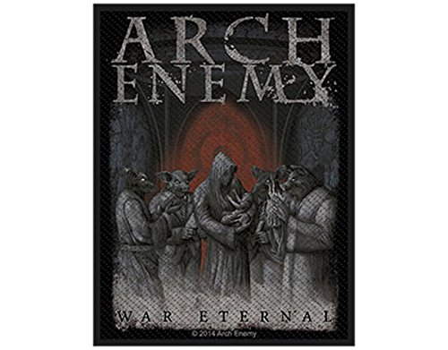 Arch Enemy - War Eternal - Toppa/Patch - SPEDIZIONE GRATUITA