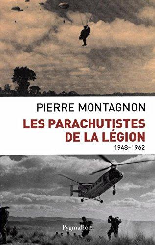 Livre Les parachutistes de la légion: 1948-1962 pdf, epub