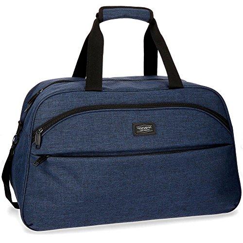 Movom Ottawa Bolsa de Viaje, 55 cm, 48.13 Litros, Azul