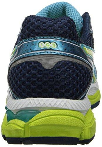 Asics - Frauen-Gel-Cumulus 16 Schuhe Turquoise/Sharp Green/Navy