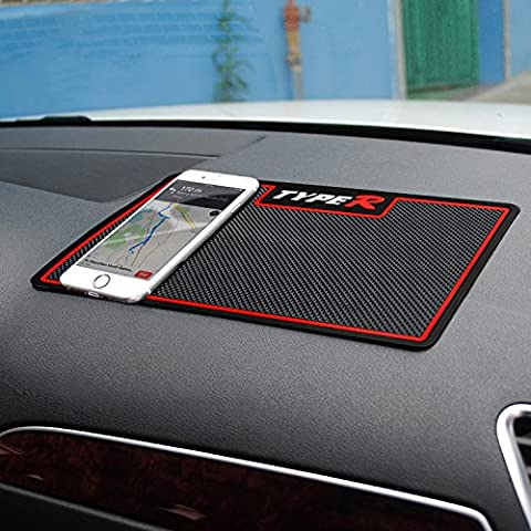 Tapis Antiderapant Voiture - Tapis Anti-dérapant, BeGreat Autocollant Support Voiture Tableau