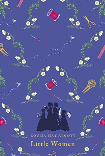 Little Women: Puffin Cloth Classic (Girls Little Club Flower)