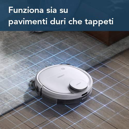 iAmoy Filtro di ricambio compatibile con robot Ecovacs Deebot OZMO 900