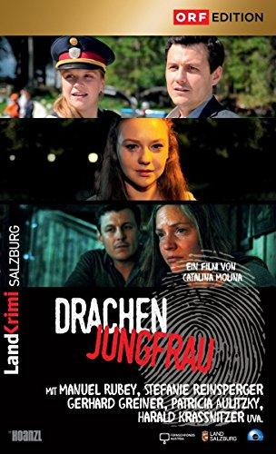 Drachenjungfrau: Landkrimi Salzburg