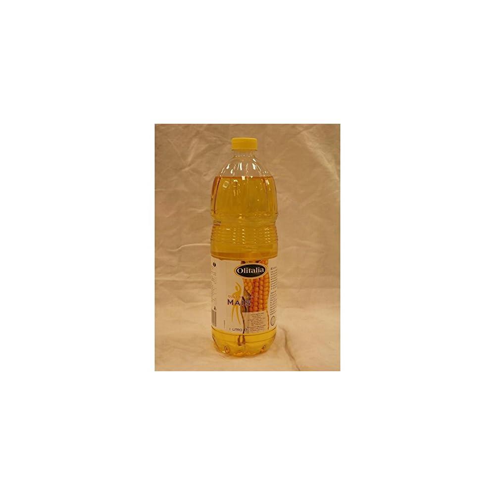 Olitalia Olio Di Semi Di Mais 1000ml Flasche Maisl