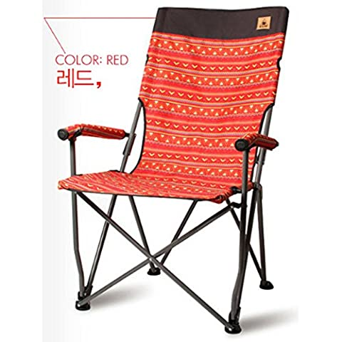 Blood Of The Fold - Kazumi Camping Easy Relax Chair / Auto