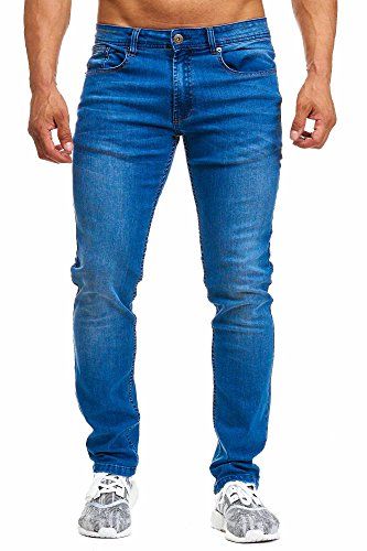 BELLIS® Herren Jeans Original Straight Fit / BS-20311