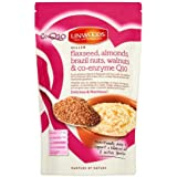 Linwoods Milled Flaxseed, Almonds, Brazil Nuts, Walnuts and Co-q10, 360g