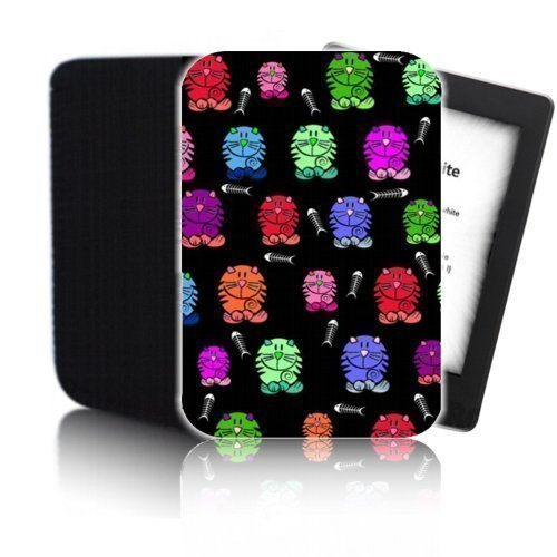biz-e-bee-gatti-nero-tab-7ppw-kindle-paperwhite-shock-impermeabile-in-neoprene-per-tablet-custodia-c