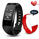 Fitness Tracker IP67 Waterproof Smart Bracelet Heart Rate Monitor /Pedometer /Alarm Clock/ Bracelet...