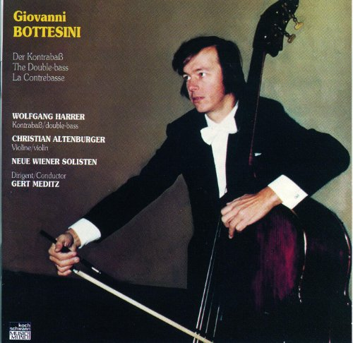 Bottesini: Concerto in B minor for Double-bass and Orchestra - 1. Allegro moderato
