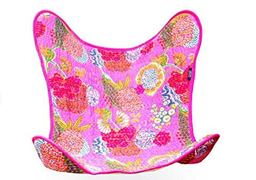 Heritage Barcelona Replacement Cover for Butterfly Chair Handmade with Kantha Indian Fabrics (Stuhl Kantha)