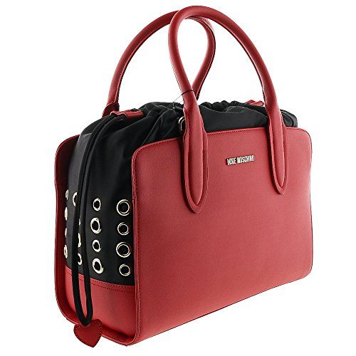 Love Moschino Top Handle Red