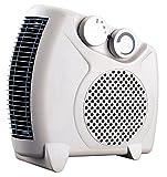 PTC-Keramik Calorifero ad aria calda da parete, riscaldamento rapido con telecomando, timer da 7,5 ore con spegnimento automatico