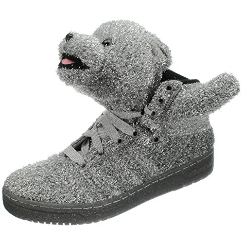 Adidas JS Bear G96187 Unisex - Erwachsene Sneaker / Freizeitschuhe Silber Silber