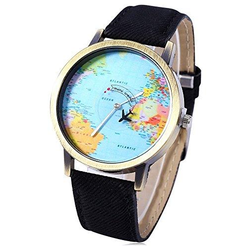 leopard-reloj-de-pulsera-de-cuarzo-tienda-mapa-del-mundo-dial-cuero-banda-negro