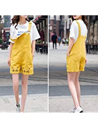 4840bb034a5 Amazon.co.uk  Dungarees - Women  Clothing