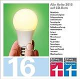 test und Finanztest Archiv CD-Rom 2016: f�r PC, Mac und Linux Bild