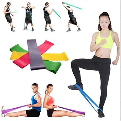 Starworld Elastic Resistance – Pilates