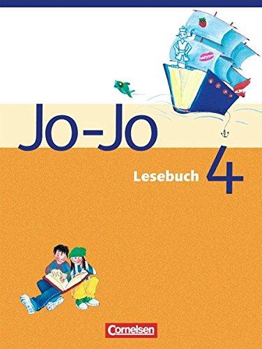 Jo-Jo Lesebuch - Bisherige allgemeine Ausgabe 2004 / 4. Schuljahr - Schülerbuch,