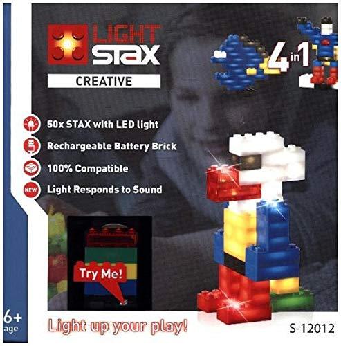 Um Bestehende Speziell Konzipiert Kompatibel Zu Lego Light Stax S-15001 Set
