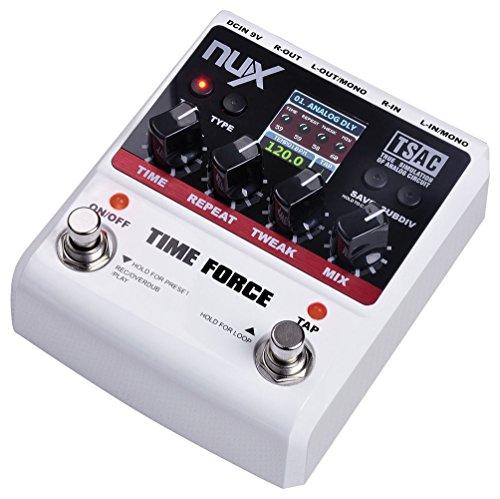 NUX TIME-FORCE Nux Effektpedal für Gitarren Time Force -