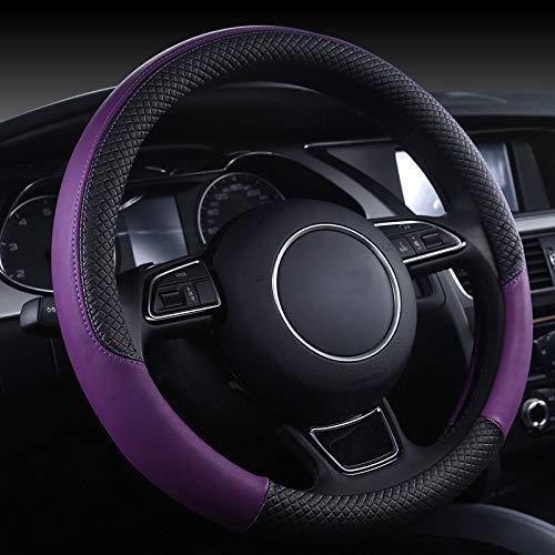 Mayanyan Leder-Lenkrad Set Auto Umwelt Lenkrad Vier Set Jahreszeiten General Motors Leder Set...