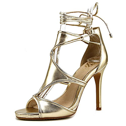 vince-camuto-rae-femmes-us-7-dore-sandales