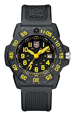 Luminox new NavySEAL carbon compound 3500 series Watch with carbon