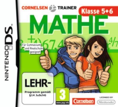 Cornelsen Trainer Mathe 5./6. Klasse - [Nintendo DS]