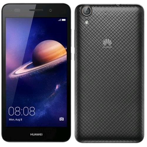 Huawei Y6 II Compact Smartphone, 16 GB, Marchio TIM, Nero