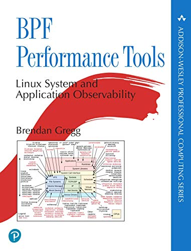 BPF Performance Tools (Addison-wesley Professional Computing)