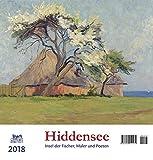 Hiddensee 2018: Insel der Kunst -