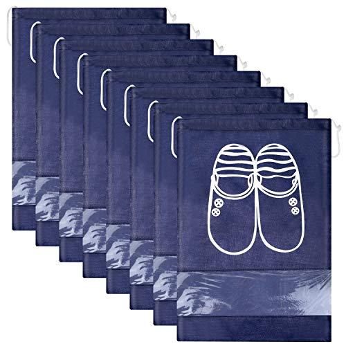 12 Piezas Bolsas de Zapatos