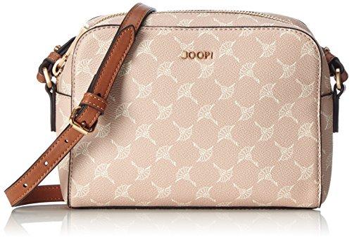 Joop! - Cortina Cloe Shoulderbag Shz, Borsa a spalla Donna Rosa (Rose)