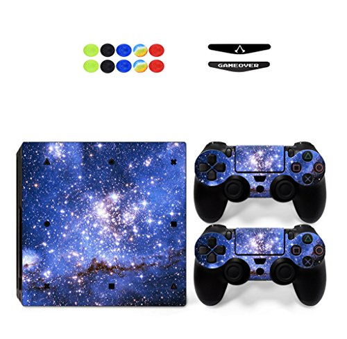 Skin for PS4 PRO, Chickwin Skin Vinyl Autocollant Sticker Decal pour Playstation...
