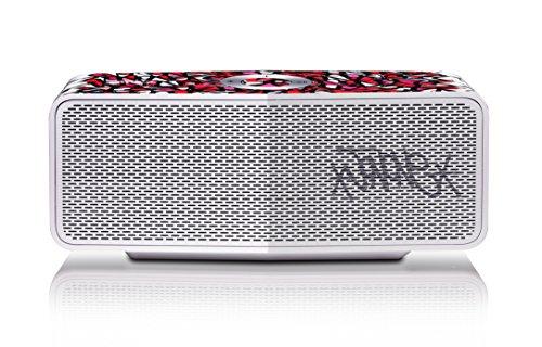 LG Art52 Bluetooth Lautsprecher Portable Art Serie, weiß (Lg Tablet Bluetooth Fall)
