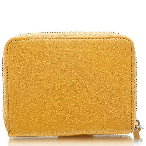 Liebeskind Conny R Portafoglio pelle 13 cm amber yellow amber yellow
