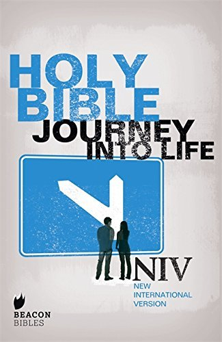 NIV Journey Into Life Beacon Bible Paperback (Niv Bible) by New International Version (19-Jan-2012) Paperback