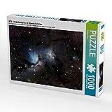 M78 - Nebelkomplex im Sternbild Orion 1000 Teile Puzzle quer (CALVENDO Wissenschaft)
