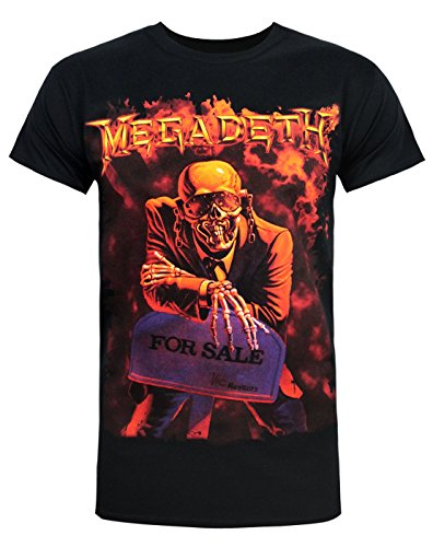 Uomo - Official - Megadeth - T-Shirt (XXL)