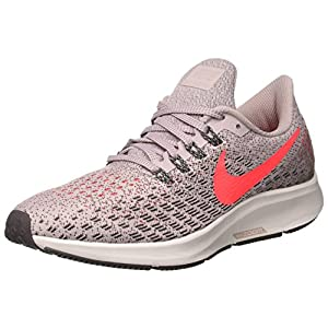 Nike Wmns Air Zoom Pegasus 35, Zapatillas de Running para Mujer, Rosa (Particle Rose/Flash Crimson/TH 602), 39 EU
