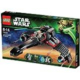 Lego Star Wars - 75018 - Jeu de Construction - Jek - 14's Stealth Starfighter