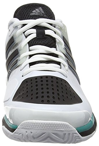 adidas Energy Boost, Scarpe da Tennis Unisex – Adulto, Nero Bianco (Ftwr White/Core Black/Clear Onix)