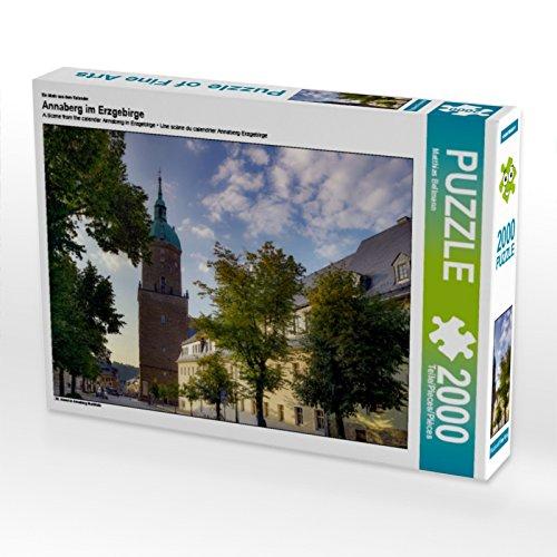 CALVENDO 4059478955011 Annaberg im Erzgebirge Foto-Puzzle Bild von Bellmann Matthias, 2000 Preisvergleich